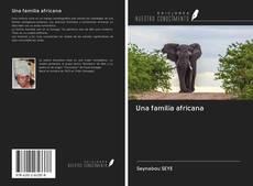 Capa do livro de Una familia africana