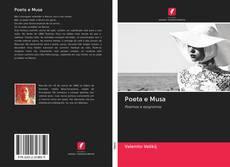 Capa do livro de Poeta e Musa