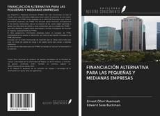 Portada del libro de FINANCIACIÓN ALTERNATIVA PARA LAS PEQUEÑAS Y MEDIANAS EMPRESAS