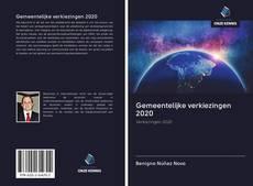 Gemeentelijke verkiezingen 2020 kitap kapağı