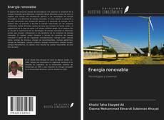 Copertina di Energía renovable