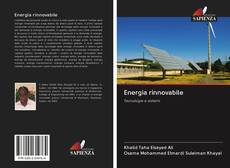 Bookcover of Energia rinnovabile