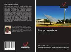 Обложка Energia odnawialna