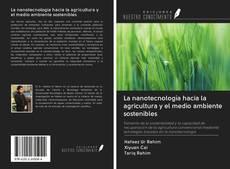 Portada del libro de La nanotecnología hacia la agricultura y el medio ambiente sostenibles
