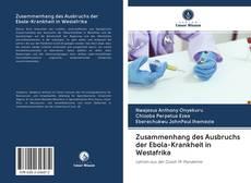 Buchcover von Zusammenhang des Ausbruchs der Ebola-Krankheit in Westafrika