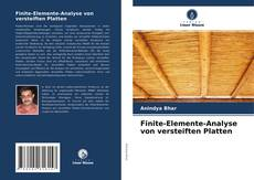Capa do livro de Finite-Elemente-Analyse von versteiften Platten