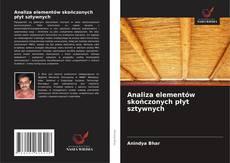 Bookcover of Analiza elementów skończonych płyt sztywnych