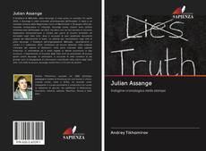 Julian Assange kitap kapağı
