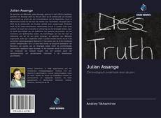 Bookcover of Julian Assange