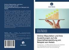 Portada del libro de Online-Reputation und ihre Auswirkungen auf die Geschäftsentwicklung am Beispiel von Hotels