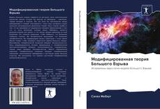 Capa do livro de Модифицированная теория Большого Взрыва
