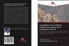 La politique, les conflits de classe et le racisme de la pandémie Covid-19 kitap kapağı