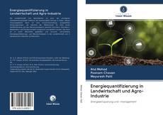 Обложка Energiequantifizierung in Landwirtschaft und Agro-Industrie
