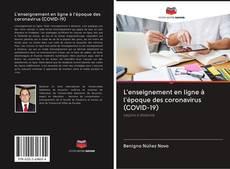 Bookcover of L'enseignement en ligne à l'époque des coronavirus (COVID-19)