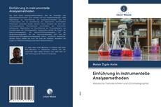 Bookcover of Einführung in instrumentelle Analysemethoden