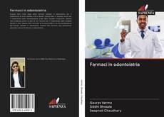 Copertina di Farmaci in odontoiatria