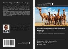 Обложка Historia antigua de la Península Arábiga