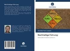 Portada del libro de Nachhaltige Führung: