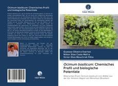 Couverture de Ocimum basilicum: Chemisches Profil und biologische Potentiale