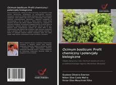 Couverture de Ocimum basilicum: Profil chemiczny i potencjały biologiczne