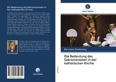 Buchcover von Die Bedeutung des Sakramentalen in der katholischen Kirche