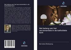 Capa do livro de Het belang van het sacramentele in de katholieke kerk