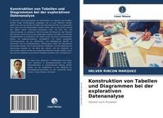 Capa do livro de Konstruktion von Tabellen und Diagrammen bei der explorativen Datenanalyse