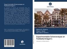 Обложка Experimentelle Scheranalyse an Festbetonträgern: