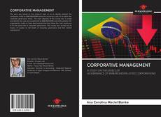 Bookcover of CORPORATIVE MANAGEMENT