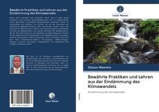 Обложка Bewährte Praktiken und Lehren aus der Eindämmung des Klimawandels