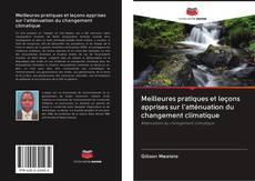 Capa do livro de Meilleures pratiques et leçons apprises sur l'atténuation du changement climatique