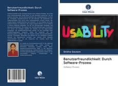 Capa do livro de Benutzerfreundlichkeit: Durch Software-Prozess