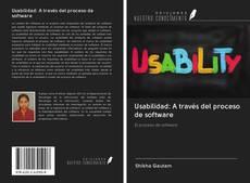 Обложка Usabilidad: A través del proceso de software