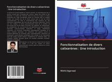 Couverture de Fonctionnalisation de divers calixarènes : Une introduction