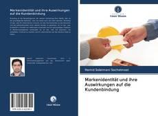 Buchcover von Markenidentität und ihre Auswirkungen auf die Kundenbindung