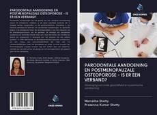 Portada del libro de PARODONTALE AANDOENING EN POSTMENOPAUZALE OSTEOPOROSE - IS ER EEN VERBAND?