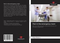 Borítókép a  Pain in the emergency room - hoz