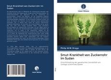 Обложка Smut-Krankheit von Zuckerrohr im Sudan