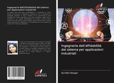Обложка Ingegneria dell'affidabilità del sistema per applicazioni industriali