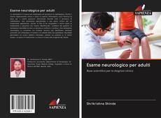 Обложка Esame neurologico per adulti