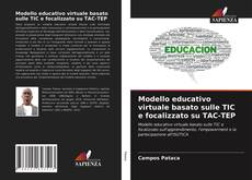 Capa do livro de Modello educativo virtuale basato sulle TIC e focalizzato su TAC-TEP