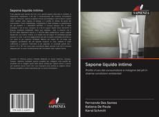 Capa do livro de Sapone liquido intimo