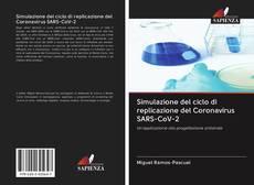 Simulazione del ciclo di replicazione del Coronavirus SARS-CoV-2 kitap kapağı