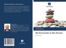 Portada del libro de Die Ammoniten in Ost-Amman