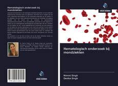 Portada del libro de Hematologisch onderzoek bij mondziekten