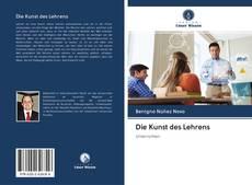 Bookcover of Die Kunst des Lehrens