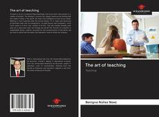 Bookcover of The art of teaching