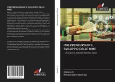 ITREPRENEURSHIP E SVILUPPO DELLE MME kitap kapağı