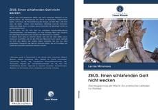 Buchcover von ZEUS. Einen schlafenden Gott nicht wecken