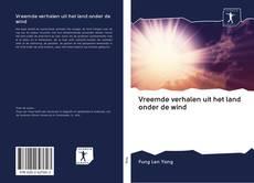 Buchcover von Vreemde verhalen uit het land onder de wind